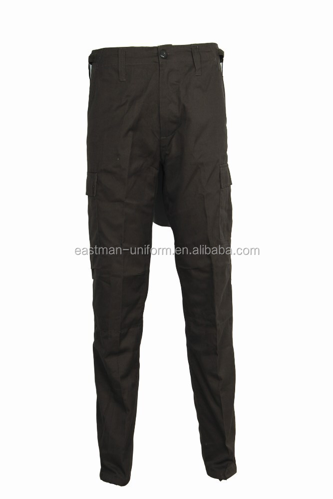 professional mens workwear pants / factory match cargo pants / cheap casual pants