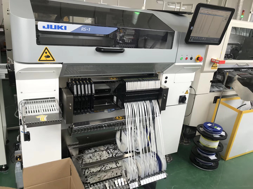 JUKI PRICE SMT PICK AND PLACE MACHINE,JUKI RS-1