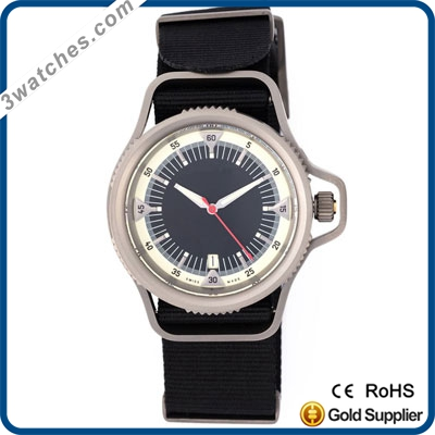 hot sale 2017 Summer 3watches branded all black wrist watch japan movt quartz stainless steel 3atm waterproof men watches