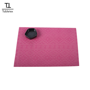 Tabletex insulation waterproof plastic under table mats with runner