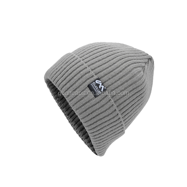 e24cef12 winter hats customized beanies caps and hats applique embroidery knited hats