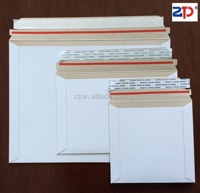 open envelope with paper tear open envelope tear strip mailer buy tear strip envelope