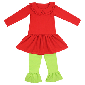 New design baby girl fashion clothes online kids wear boutique clothing bangladesh wholesale girls christmas outfits