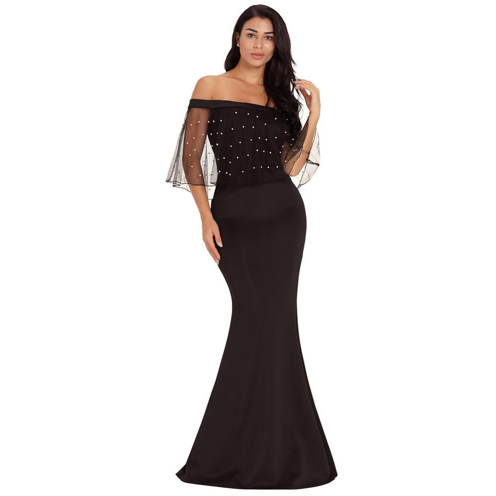 8284716b99a Купить Вечернее Платье С Жемчугом оптом из Китая