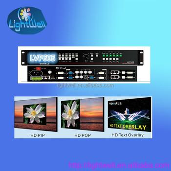 Lvp 605s Video Processor/lvp 605 Video Processor