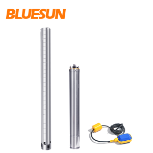 High efficiency AC solar pump submersible solar pump for solar pump system