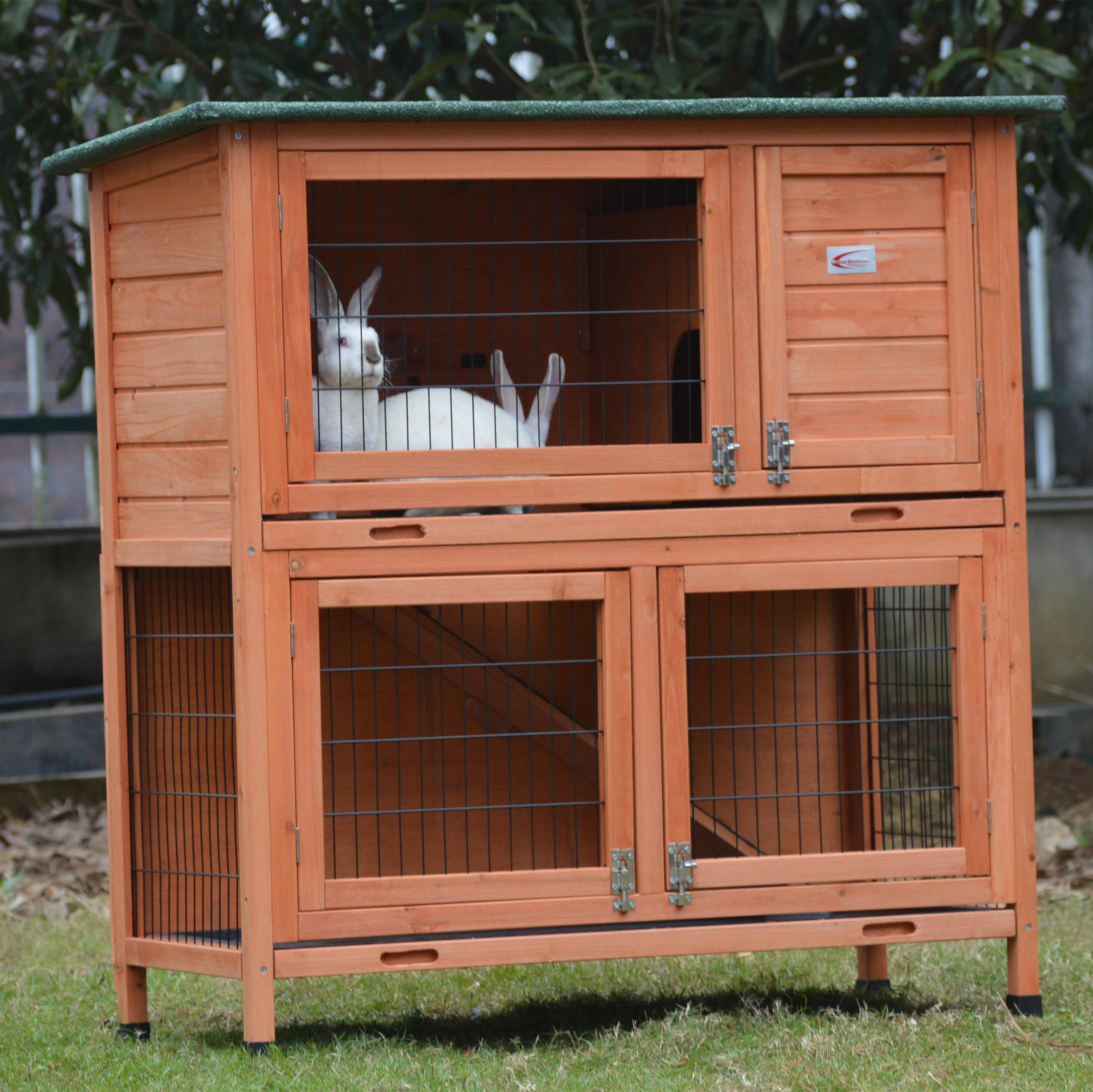 оборудование необходимое клетки для кроликов большие фото тонкости