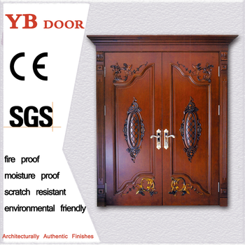 Free Sample Free Shiping Double Door Made In China Front Gate Entry ...