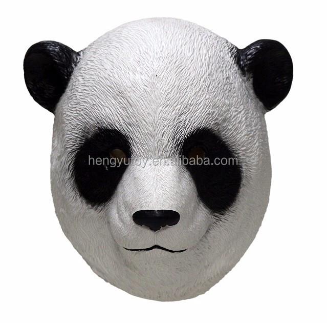 Yüksek Kaliteli Lateks Cro Panda Maskesi üreticilerinden Ve Lateks