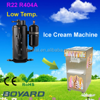 refrigeration parts r404a r22 mini freezer cold chiller compressor refrigerator for food display cabinet