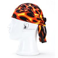 OEM Running Riding Cap Bike Cycling Cap Sunscreen Headwear Scarf Bicycle Headband Sweatproof Riding Sports Pirate Hat