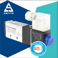 4V200 Series 5/2 5/3 Pneumatic Air Valve 4V210-08 24V Valve Solenoid