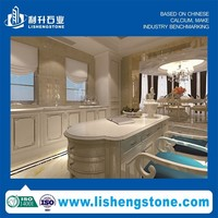 New colour quartz worktops prices with ISO9001 certificate