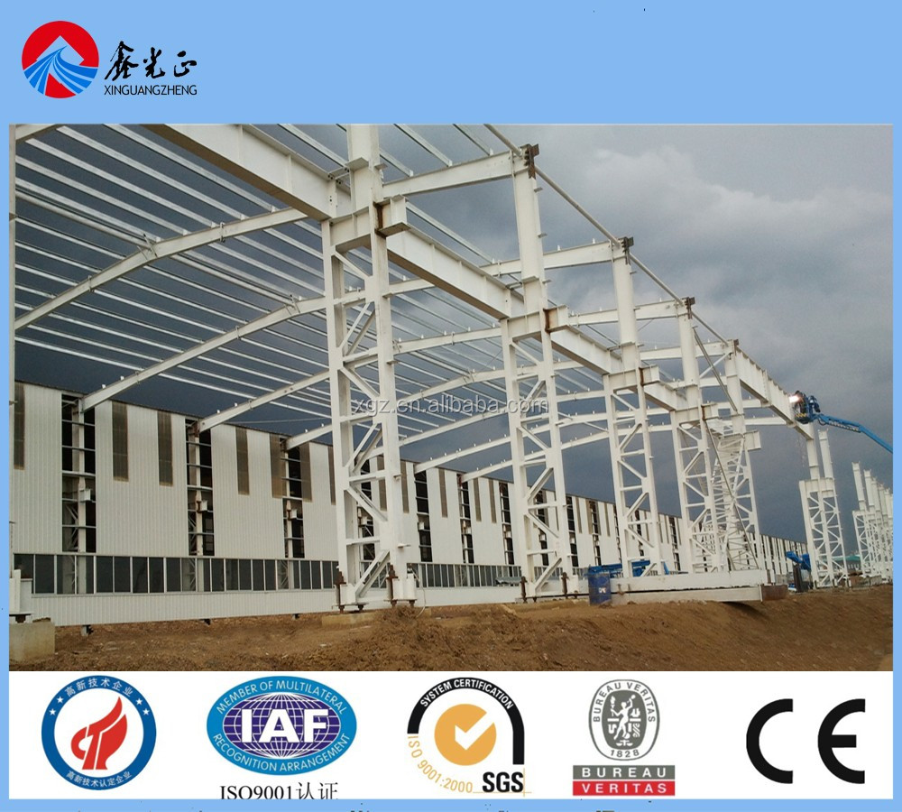 Z and C profile section light steel frame purline