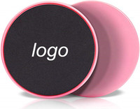 hot sale durable fitness gliding discs with private logo