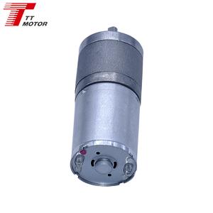 high torque 12V 3000rpm dc gear motor