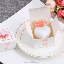 wholesale cheap wedding party supplies baby shower wedding return gift guest souvenirs bridal shower wedding favor heart soap