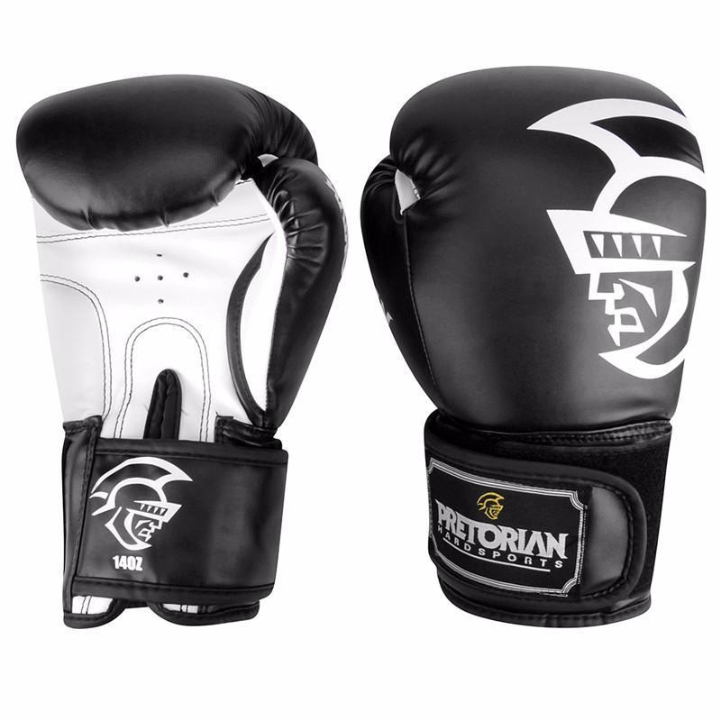 Shiv Naresh Teens Boxing Gloves 12oz: 2019 10 12 16OZ PRETORIAN Twins Muay Thai PU Leather