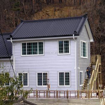 Faible Cout Chine Prefabriques Maisons Moderne Conception Anti