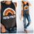 Rainbow Top Selling Shirts Womens Summer Vest Shirts