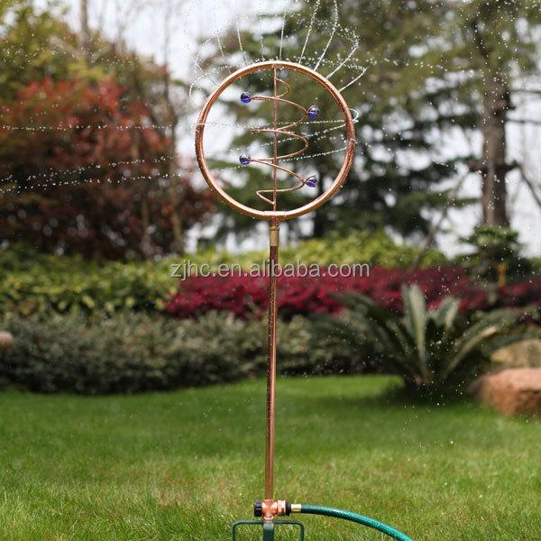 Decorative Copper Garden Sprinklers