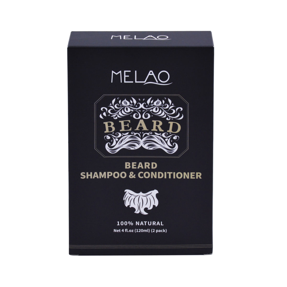 2018 wholesale men beard care shampoo and conditioner wash set