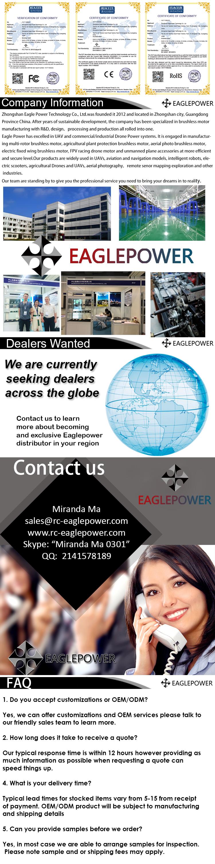 Eaglepower Hv Ep-80a Esc For Agricultural Drones/drone Crop Sprayer  Parts,80a Esc For Agricultural Parts - Buy 80a Esc,Agricultural  Drones/,Sprayer
