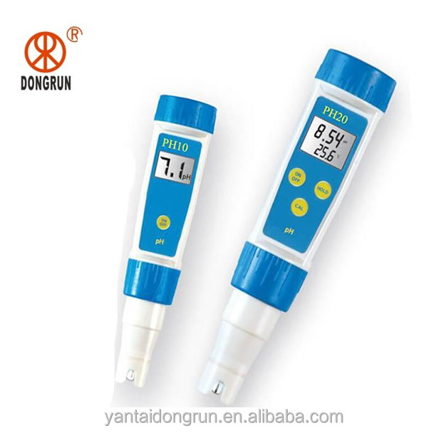 PH10 portable PH meter Pocket Pen Aquarium