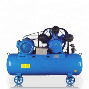 Mining compressor truck Tyre 10 hp diesel air compressor for sale
