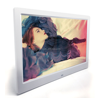 Wholesale bulk wall mounted gif lcd led 13 inch video loop digital photo frame with vesa mount bracket ce rohs fcc