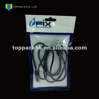 Electronic packaging bags/PET/PE Smartphones services packing bag