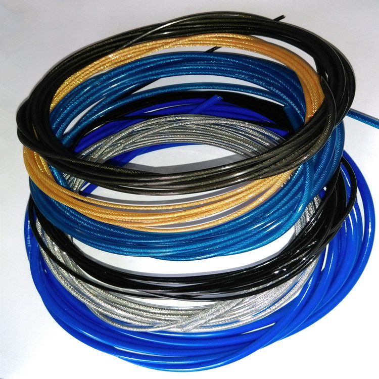 Manufacturer PVC Coated 10mm wire rope /steel wire rope 12mm/7x7 7x19
