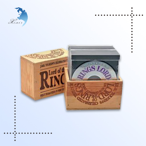 Adjustable wooden boxes with sliding lid With Good Price