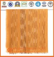 fashion woven 100% acrylic knitted cashmere shawl