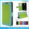 Cheap Price Wallet Style PU Leather Flip Cover Phone Case For Alcatel Pop 4 5051X OT5051