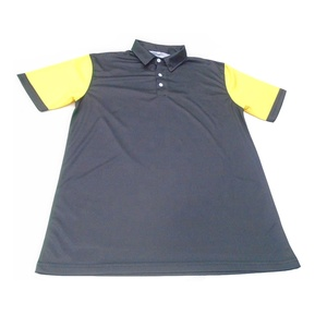 sublimated golf polo shirt men polo t shirts 100% polyester