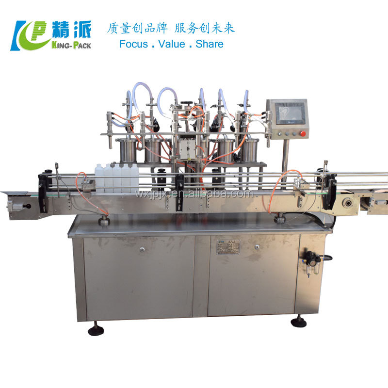 Hot Selling Aerosol Spray Paint Filling Machine With Good After-sale Service