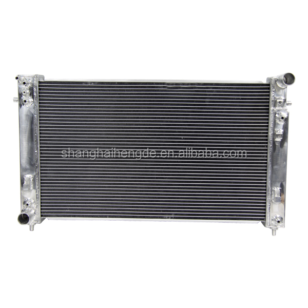 AUTO RADIATOR COMMODORE VT VX 5.7L V8 Ls1 SERIES 2 GEN 3--1 AT MT OIL COOLER