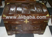 Wooden Captain Chest,Wooden Captain Box,Wooden Trunks