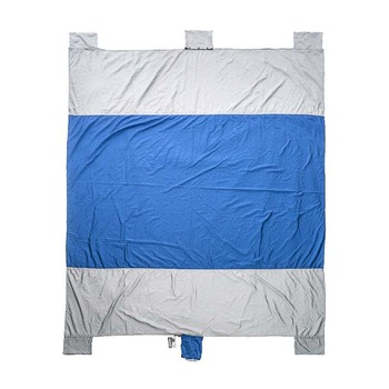 Oem Accepted Colorful  Foldable Beach Blanket