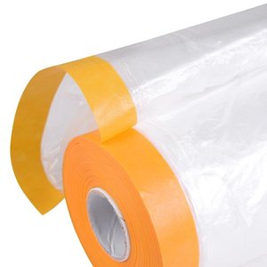 The factory wholesale Multi-purpose paint protection film masking 2400*2300mm