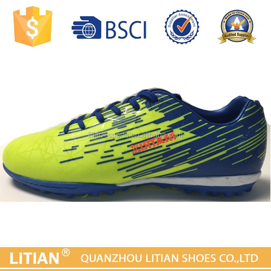 2015 New Design Cheap Used Soccer Shoes