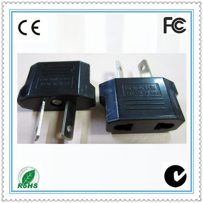 Good Price good quality World Travel USA to EU/AU/BS adapter plug
