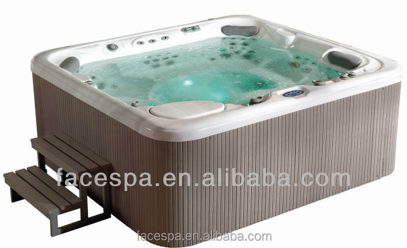 aromatherapy outdoor spa pool round hot tub whirlpool. Black Bedroom Furniture Sets. Home Design Ideas