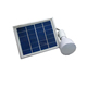 16LED solar lighting system for house lighting and charging LED Solar powered floodlight