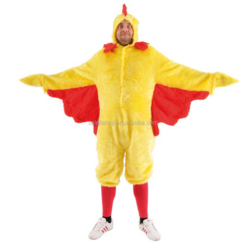 e67c62692 adults men Costumes mens chicken roaster stag night easter fancy dress up  costume QAMC-8849