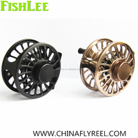 FishLee Saltwater Fly Fishing Reel/Zero start up inertia