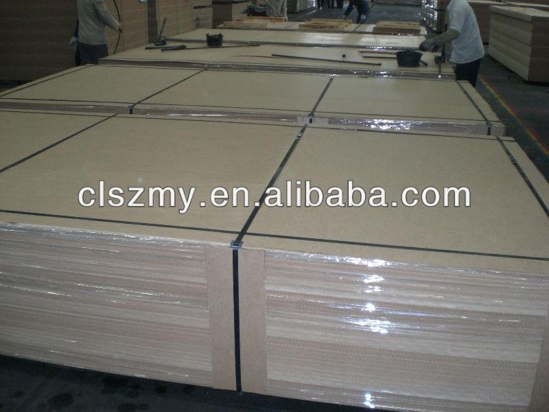 shengze wood supply big size melamine faced mdf