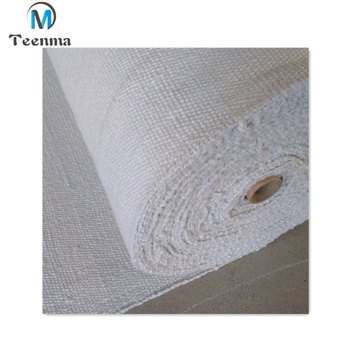 2019 Hot Sale Heat Insulation And High Temperature Resistant Ceramic Fiber  Cloth - Buy Furnace Curtains Ceramic Fiber Cloth,Ceramic Fiber Vermiculite