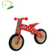 Non-toxic paint baby walker wood balance bicycle toy wooden ride on children balance bike